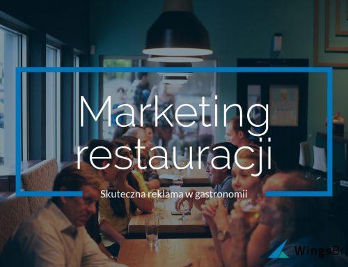Reklama restauracji – skuteczny cyfrowy marketing w gastronomii