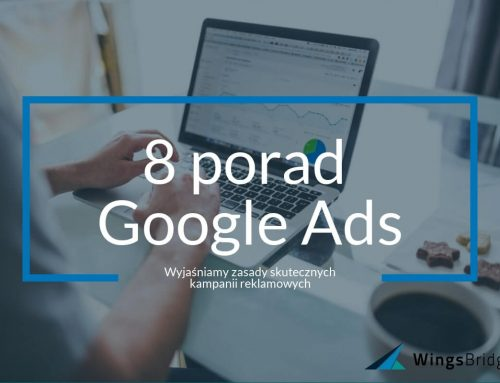 8 porad Google Ads (AdWords)