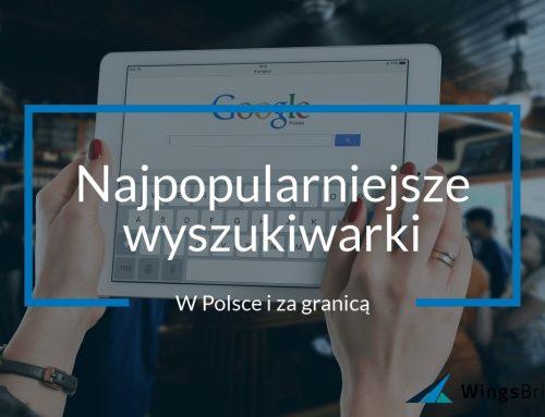 Jakie są najpopularniejsze wyszukiwarki internetowe – lista