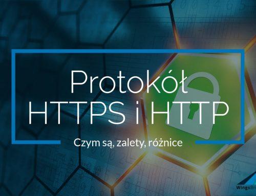 Protokół HTTPS, HTTP i certyfikat SSL – co to jest?