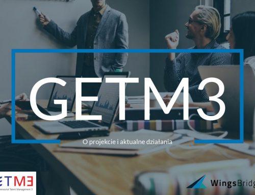 GETM3 – O projekcie i aktualne działania