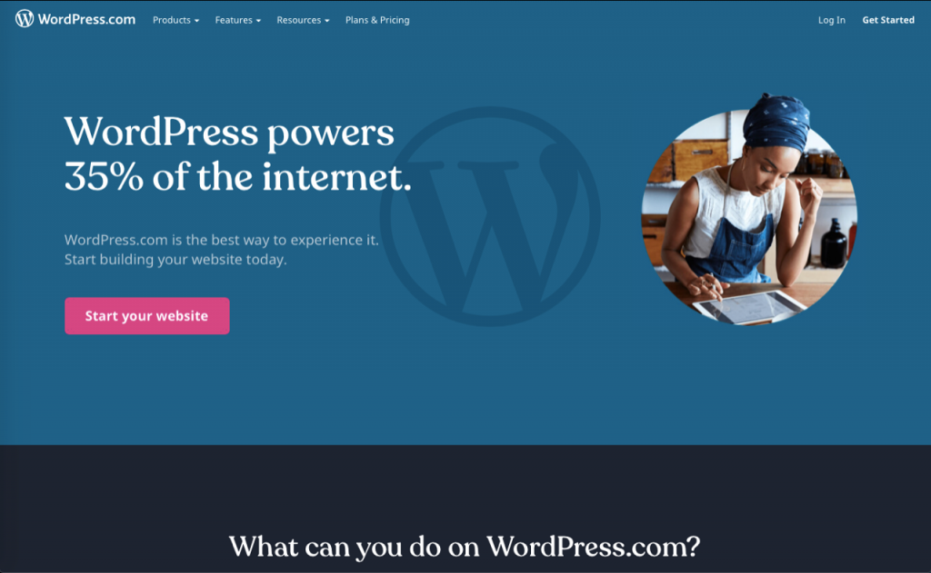 wordpress platforma do prowadzania bloga